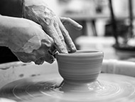 Pottery Classes at Stone Fish Studio (Every Wednesday)